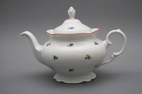 Teekanne 1,15l Alaska Streuer CL
