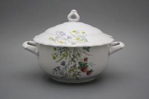 Suppenschüssel 2,5l Ofelie Blumenwiese BB
