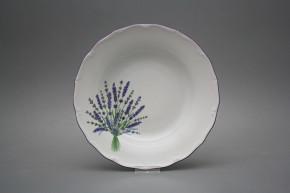 Tiefer Teller 24,5cm Verona Lavendel HFL