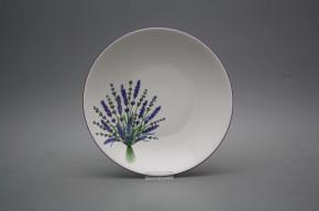 Tiefer Teller 22cm Coup Lavendel HFL
