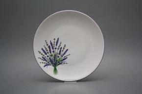Flacher Teller 24cm Coup Lavendel HFL