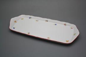Platte 37cm Verona Streublümchen ACL