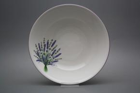 Tiefe Schüssel 25cm Coup Lavendel HFL
