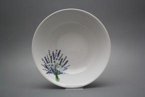 Tiefe Schüssel 25cm Coup Lavendel HBB