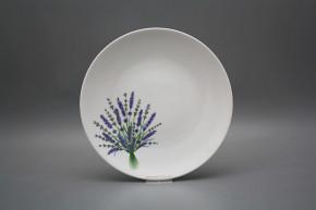 Flacher Teller 24cm Coup Lavendel HBB