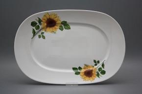 Oval Schüssel 38cm Nina Sonnenblumen DBB