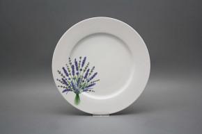 Flacher Teller 25cm Nina Lavendel HBB