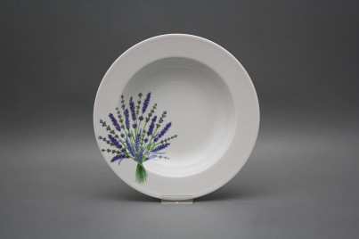 Tiefer Teller 22cm Nina Lavendel HBB č.1