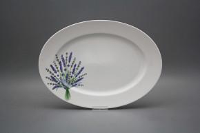 Oval 32cm Nina Lavendel HBB
