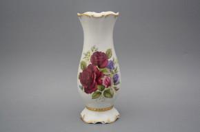 Vase 26cm Ofelie mit Widmung Rosen GL