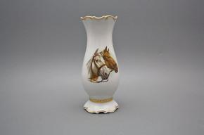 Vase 26cm Ofelie mit Widmung für Pferdeliebhaber GL