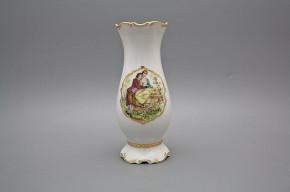 Vase 26cm Ofelie mit Widmung Romanze GL