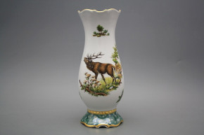 Vase 26cm Ofelie mit Widmung für Jäger Zlistr GL