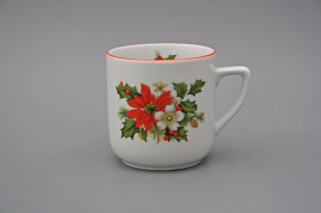 Tasse Petka 0,4l mit Widmung Weihnachtsstern CL
