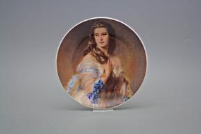 Hängeteller 19cm Ritratti Dame A - Franz Xaver Winterhalter