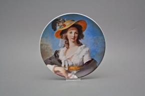 Hängeteller 19cm Ritratti Dame B - Élisabeth Vigée-Lebrun