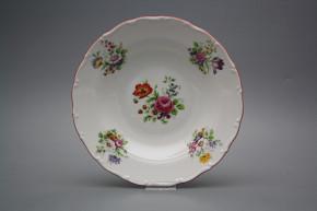 Tiefer Teller 23cm Ofelie Meissen Bouquet GCL