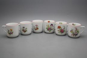 Tasse Petka 0,4l Meissen Bouquet CL