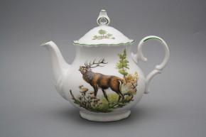 Teekanne 1,2l Ofelie Röhrender Hirsch ZL