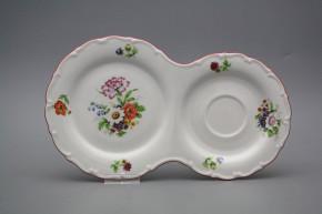 Frühstücksplatte 29cm Ofelie Meissen Bouquet CL