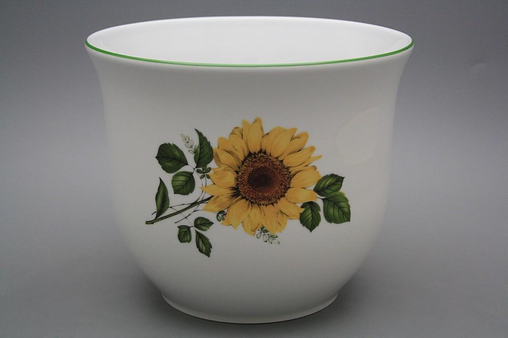 Blumentopf 22cm Sonnenblumen ZL | Sonnenblumen Dekor
