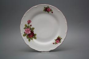 Flacher Teller 25cm Ofelie Rose Elizabeth CRL