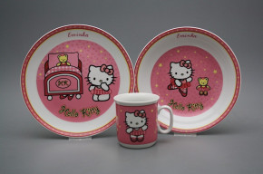 Kinderset Hello Kitty RL