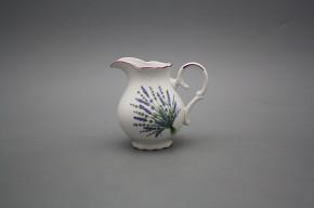 Kaffee Milchkännchen 0,15l Ofelie Lavendel FL