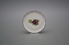 Glasuntersetzer 10cm Rokoko Bouquet FL