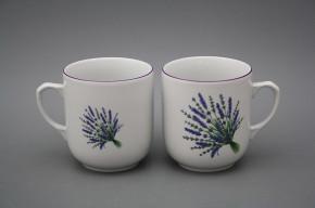 Tasse Trojka 0,3l Lavendel FL