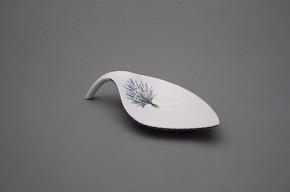 Ablage für Teebeutel 12,4cm Lavendel FL