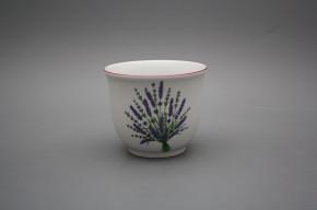 Blumentopf 13cm Lavendel FL