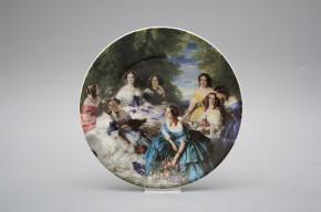 Hängeteller 19cm Dames 1850 A - Franz Xaver Winterhalter