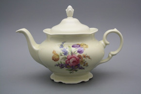 Teekanne 1,15l Alaska Iris Bouquet BB