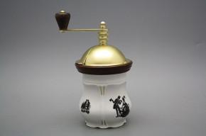 Kaffeemühle Aneta Rokoko-Puppen GL