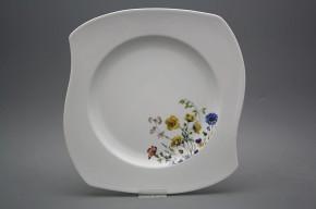Flacher Teller 31,5cm Eureka Blumenwiese BB