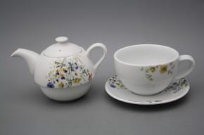 Teeset Duo Blumenwiese BB