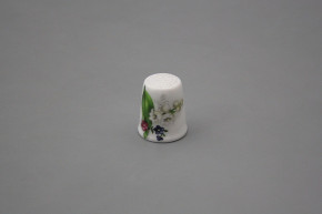 Fingerhut 2,5cm Maiglöckchen BB