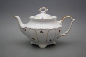 Teekanne 1,1l Maria Teresa Bouquet Streuer GL