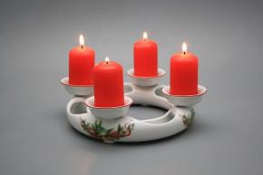 Advent-Kerzenleuchter Weihnachtsschmuck CL
