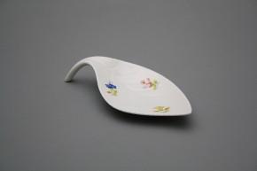 Ablage für Teebeutel 12,4cm Streublümchen BB