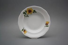 Tiefer Teller 23cm Alaska Sonnenblumen CBB